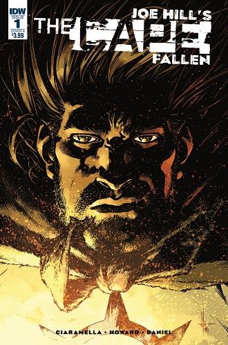 The Cape: Fallen #1